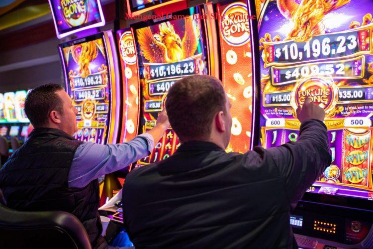 Mengenal Game Judi Slot Online
